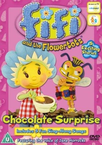 Fifi & the Flowertots - Chocolate Surprise [DVD]