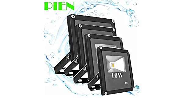 Amazon.com: Warm White, DC 12V 10W : 12V LED Flood Light ...