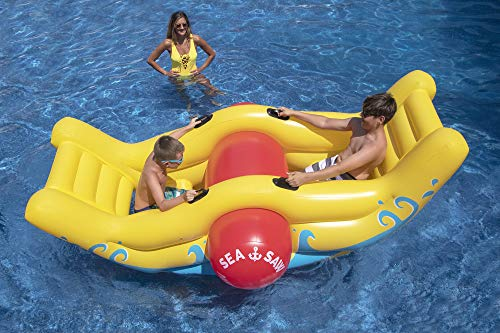 اسعار Swimline Sea-Saw Rocker