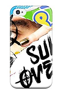 Best 8047131K71486951 Top Quality Protection Sunset Overdrive Case Cover For Iphone 4/4s