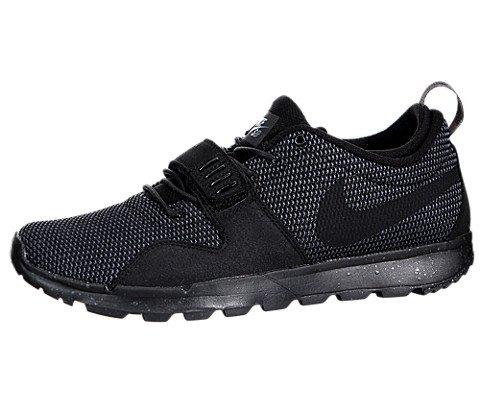 Nike Mens TrainerEndor Black/Dark Grey Fabric Size 10.5