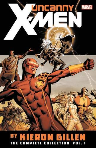 Uncanny X-Men by Kieron Gillen: The Complete Collection for sale  Delivered anywhere in Canada