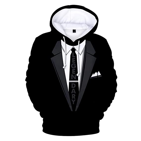 Amazon.com: JPJ(TM) ❤️Women Men Hooded Sweatshirt ❤️Christmas Fashion Suit Pattern 3D Print Long Sleeve Caps Pullover: Clothing