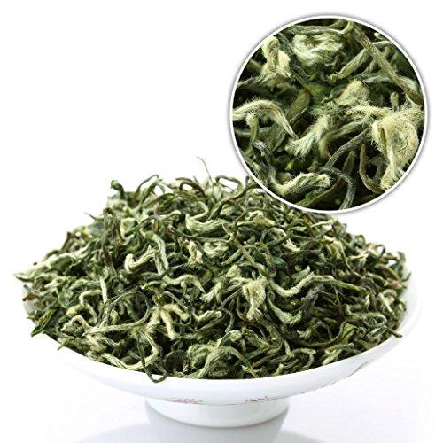 GOARTEA 500g (17.6 Oz) Nonpareil Supreme Organic SuZhou Bi Luo Chun BiLuoChun Loose Leaf Spring Chinese Green Tea