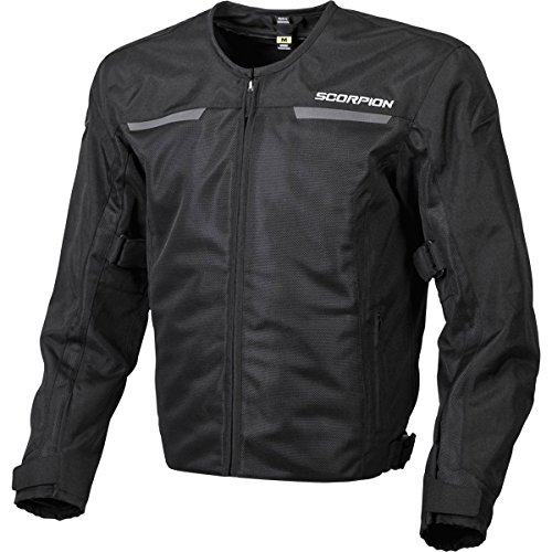 ScorpionExo Men's Drafter II Jacket (Black, Medium) by Scorpion