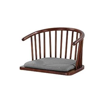 Amazon.com: HOMRanger - Silla japonesa de pie Tatami, silla ...