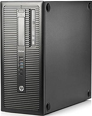 Business Series HP EliteDesk 800 G1 Tower Premium Computer PC (Intel Core i5-4570 upto 3.9GHz, 8GB Ram, 1TB HDD, 3.0 USB, Wireless WIFI, Display Port) Windows 7 Professional (Certified Refurbished)