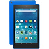 """Fire HD 8 Tablet, 8"""" HD Display, Wi-Fi, 16 GB - Includes Special Offers, Black"""