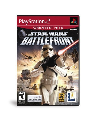 Star Wars Battlefront - PlayStation 2 (Certified Refurbished)