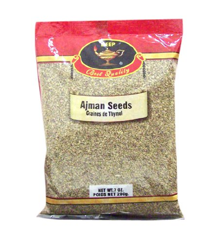 Deep Foods Ajman Seeds, 7oz