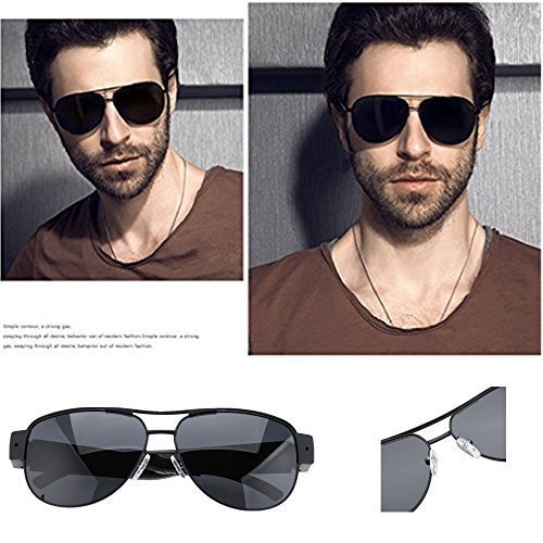 Oumeiou Stylish Sunglasses Recorder Camcorder