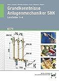 Grundkenntnisse Anlagenmechaniker SHK: Lernfelder 1 bis 4