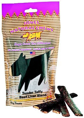 8OZ Liver Taffy Treat by Jones
