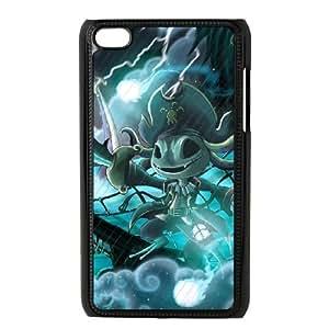 ipod 4 phone case Black League of Legends Fizz POL2884356