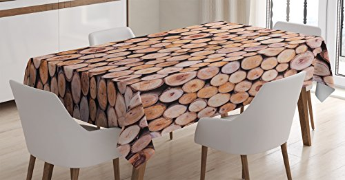 rustic-home-decor-tablecloth-by-ambesonne-mass-of-wood-log-forest-tree-industry-group-of-cut-lumber-