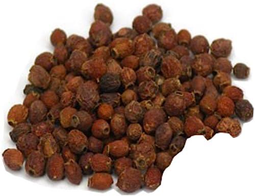 Hawthorn Berries Wh Organic – 4 OZ, Starwest Botanicals