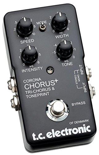 TC Electronic Corona SCF - Chorus and Tri-Chorus Pedal