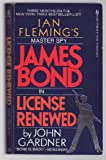 License Renewed, John E. Gardner, 0425055264