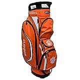 Team Golf NCAA Clubhouse Cart Bag, Clemson