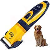 Hair Clippers - Electric Pet Clipper Professional Hair Trimmer for Dog Cat Cutter Grooming Clippers Dog Haircut Machine Scissors 100-240V