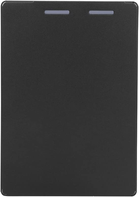Yosoo Metal mSATA to 2.5 SATA III HDD SSD Converter Adapter with Aluminium Enclosure Case