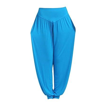 LAAT 1PCS Ropa de Yoga Pantalones de Yoga Modal Pantalones ...