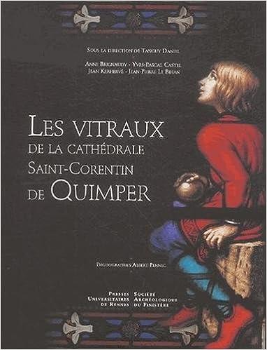 Les vitraux de la cathédrale Saint-Corentin de Quimper pdf