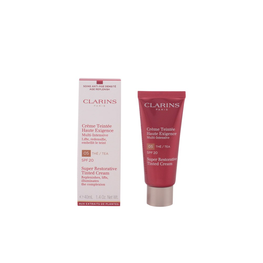 Super Restorative Tinted Cream SPF20 - # 05 Tea - 40ml/1.4oz Clarins 3380811077109