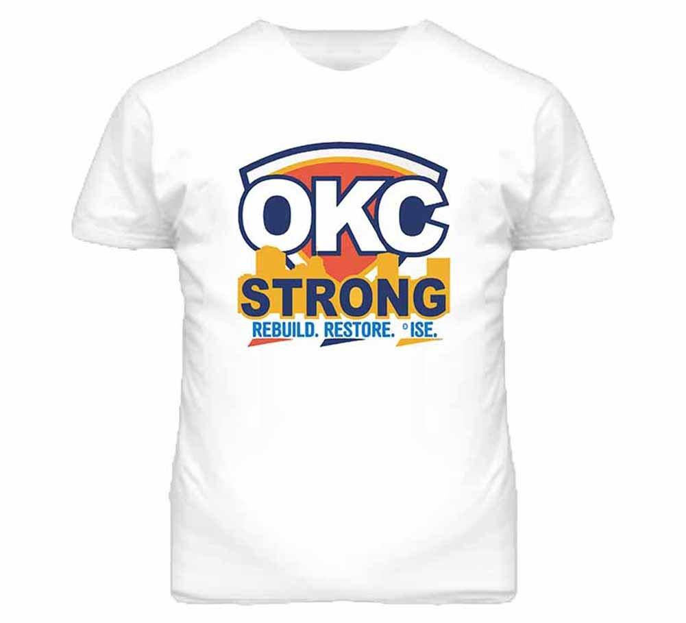 Tshirt Bandits S Strong Okc Charity Fundraiser T Shirt