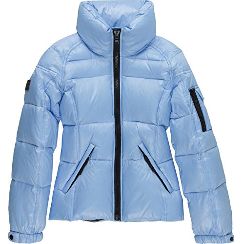 SAM Freestyle Down Jacket - Girls' Sky, 10 by SAM