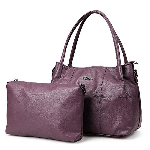 Aoligei L'Europe et la Dame des États-Unis de l'épaule de simple paquet mère main épaule sacs de banlieue pour le sac messenger C