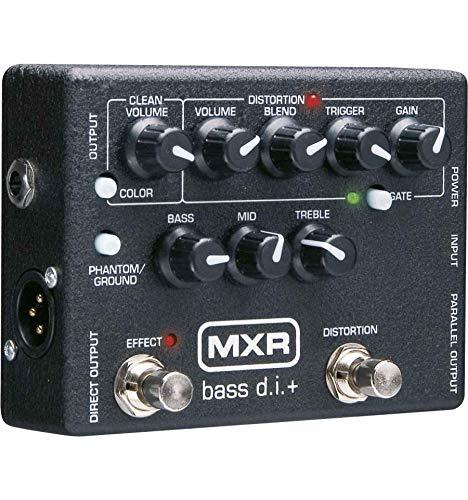 MXR M80-Preamplificatore bassa D.I +