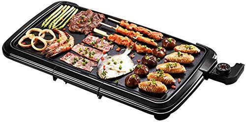 XXXL Huge Long Electric Teppanyaki Table Grill Griddle BBQ Barbecue Garden Yard
