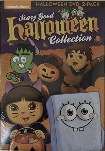 Nick Jr. Favorites: Nick Toons - Halloween / Happy Halloween (2-Pack) (Walmart Exclusive) (Full Frame) -