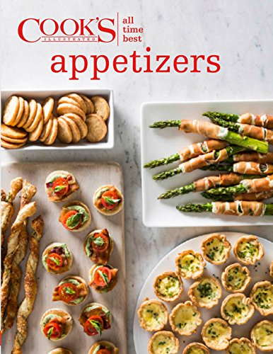 All Time Best Appetizers (Best Baking Cookbooks Of All Time)