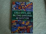 Linguistics and Second Language Acquisition, Vivian Cook, 0312101007