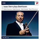 Isaac Stern Plays Beethoven Violin C Oncertos And Sony Classical Masters