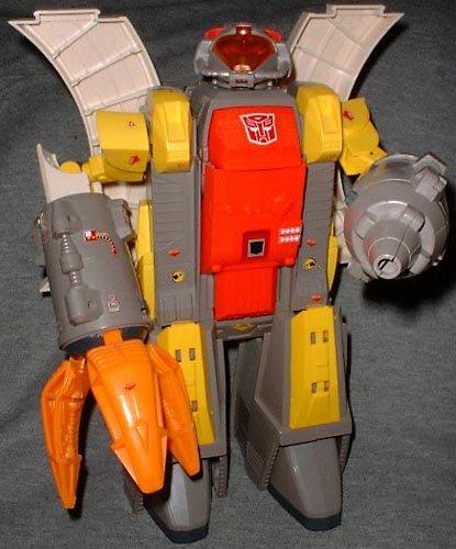 Transformers Omega Supreme Vintage Generation 1