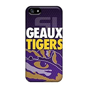 Awesome Grace's Favor Defender PC Hard For Iphone 5/5S Phone Case Cover - Geaux Tigers Lsu