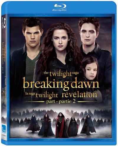 The Twilight Saga: Breaking Dawn: Part 2 [Blu-Ray]