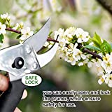 AOKIWO 40 PCS Garden Tools Set Heavy Duty