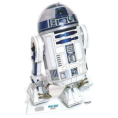Star Cutouts SC471 Official Star Wars Lifesize Cardboard Cutout R2-D2