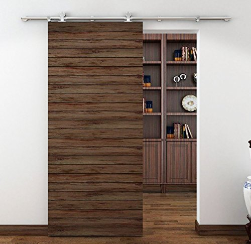 5 panel wood door - 8