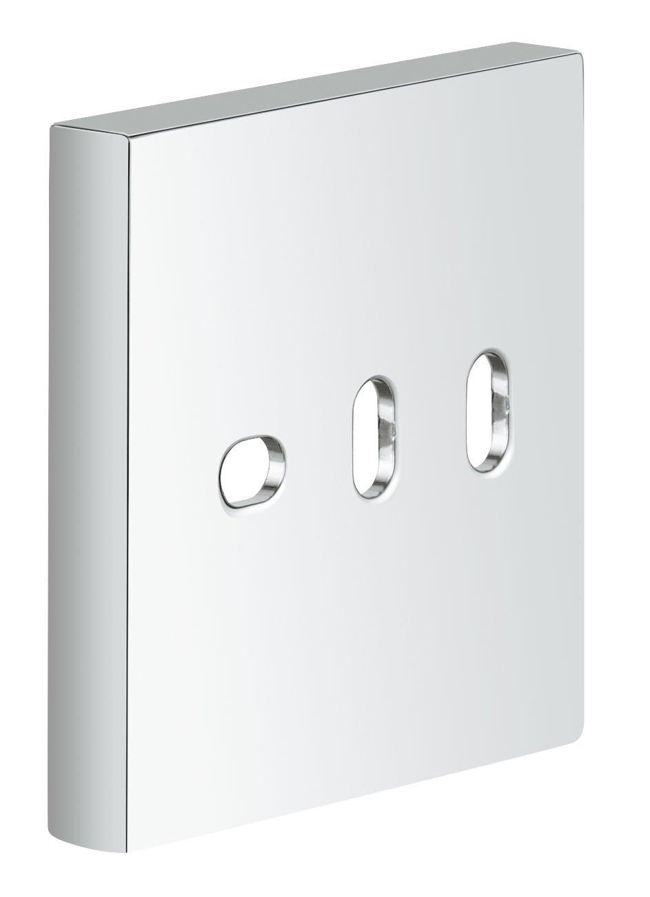 grohe euphoria leveller for cube shower system chrome. Black Bedroom Furniture Sets. Home Design Ideas