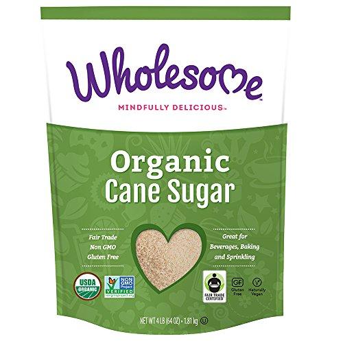 Wholesome Sweeteners Organic Sugar, 64 oz.