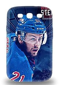 Hot Galaxy 3D PC Case Cover Protector For Galaxy S3 NHL New York Rangers Logo ( Custom Picture iPhone 6, iPhone 6 PLUS, iPhone 5, iPhone 5S, iPhone 5C, iPhone 4, iPhone 4S,Galaxy S6,Galaxy S5,Galaxy S4,Galaxy S3,Note 3,iPad Mini-Mini 2,iPad Air )