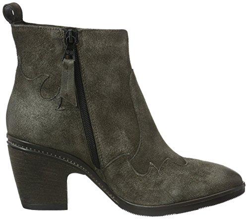 Mjus 566201-0101-6321, Zapatillas de Estar por Casa para Mujer Gris - Grau (pepe)
