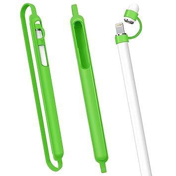 Amazon.com: Apple estuche, bepack silicona suave Tapa ...