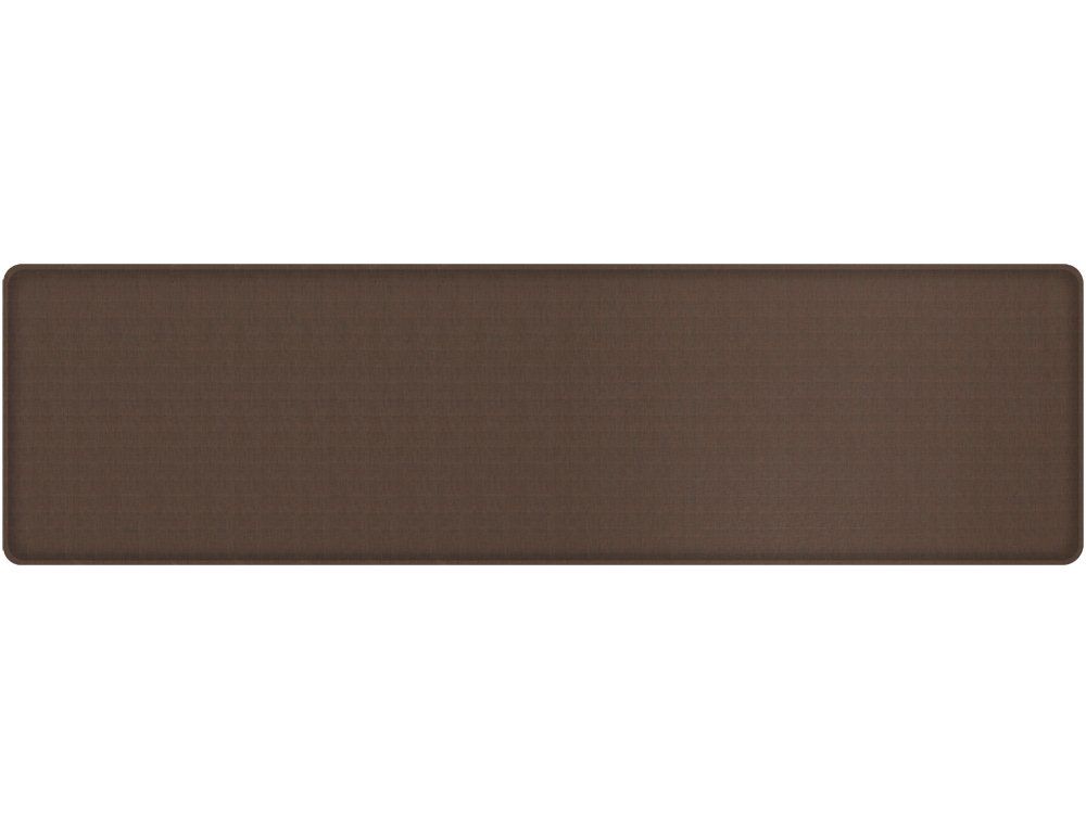 """GelPro Classic Anti-Fatigue Kitchen Comfort Chef Floor Mat, 20x72"""", Linen Truffle Stain Resistant Surface with ½"""" gel core for health & wellness"""