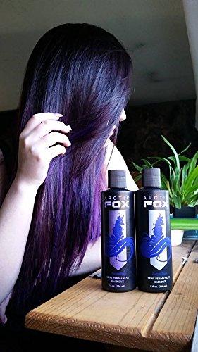 Amazon Com Arctic Fox 100 Vegan Semi Permanent Hair Color Dye 4